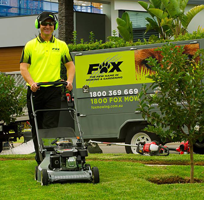 Lawn Mowing Forster